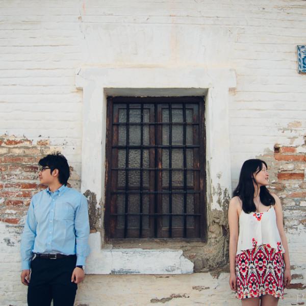 Shirui + YeKun - Granada, Spain