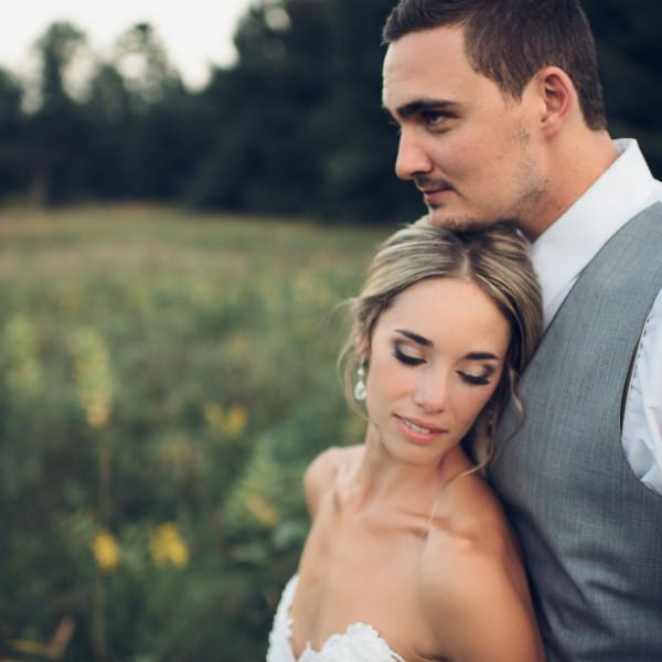 Melissa + Tom - Lakefield, Ontario - Wedding