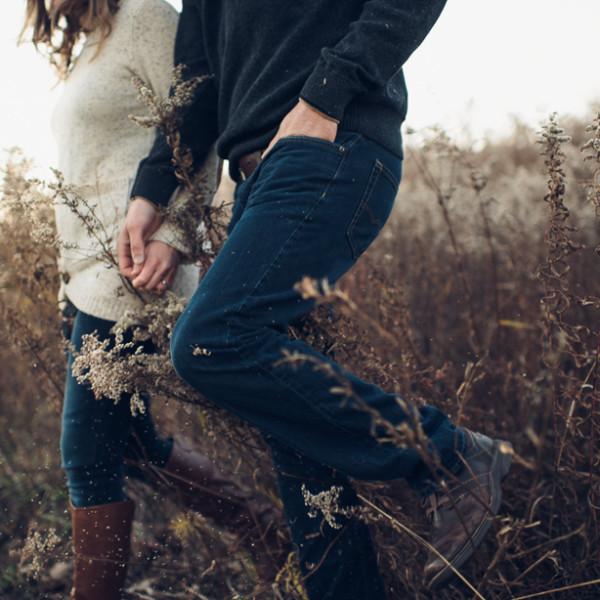 Caroline + Jeremy - Keene, Ontario - Engagement