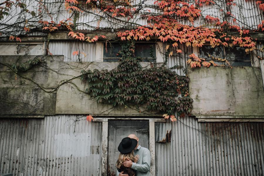 Bon Accord Vancouver couple