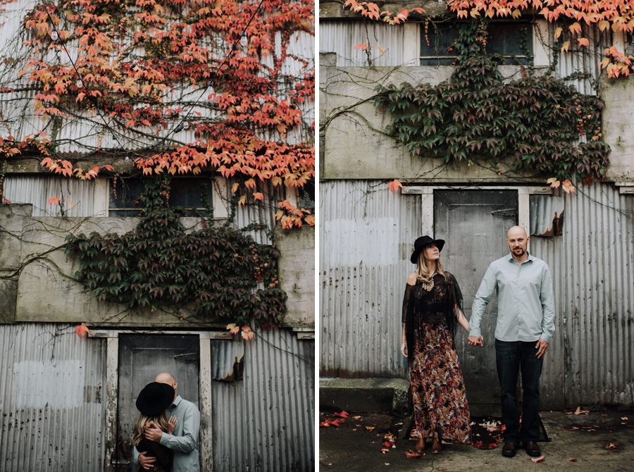 Bon Accord Vancouver engagement