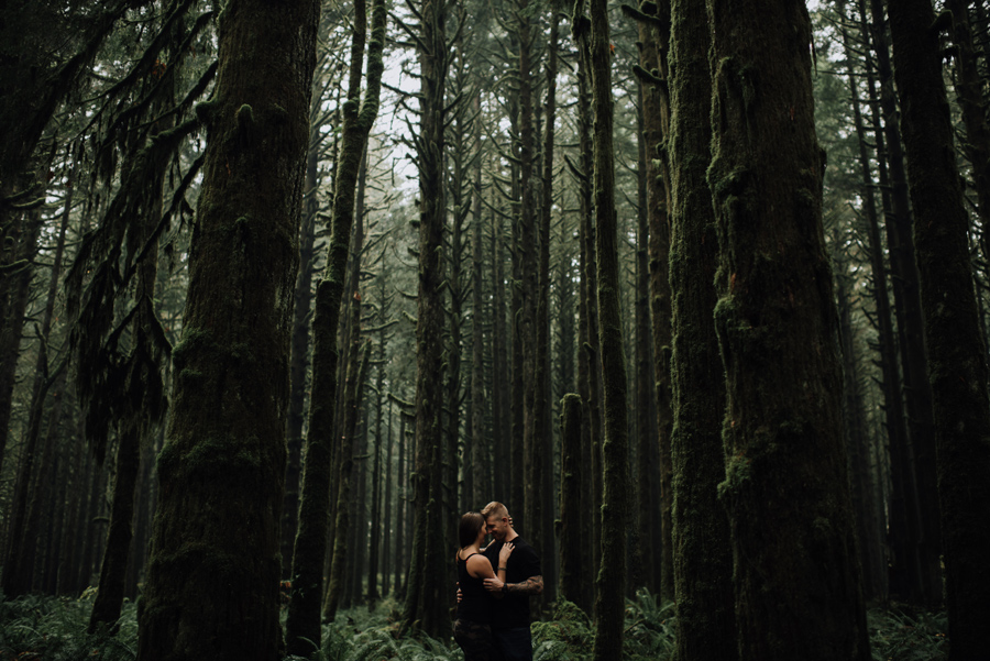 Golden Ears Park Maple Ridge Couples Session