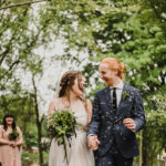 peterborough backyard wedding