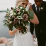 waterfront cottage wedding peterborough ontario