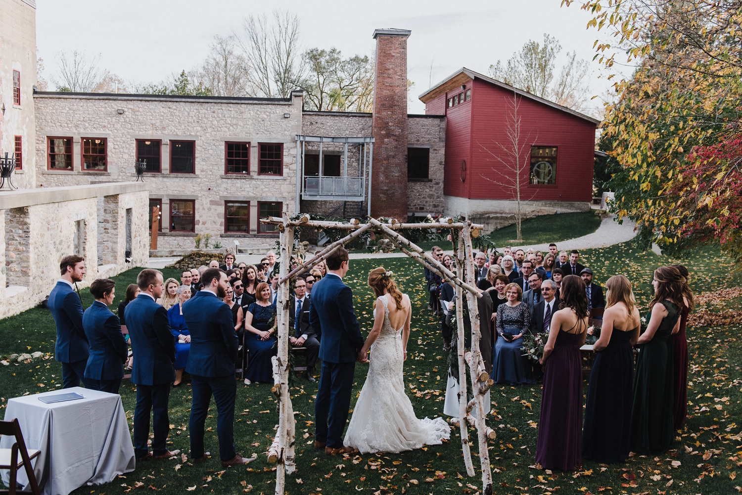 alton mill wedding
