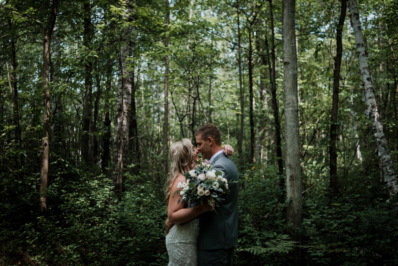 Stanley's Olde Maple Farm wedding