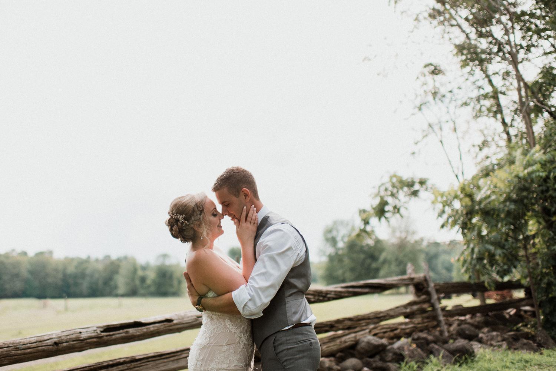 maple farm wedding