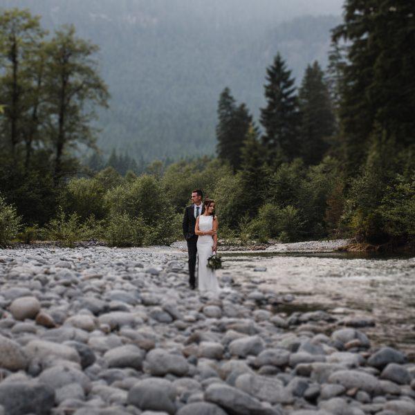 Urban / Mountain West Coast Wedding | Vancouver, British Columbia | Jess & Alex
